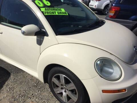 2006 Volkswagen New Beetle for sale at Small Car Motors in Carson City NV