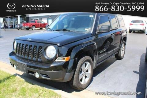 2013 Jeep Patriot for sale at Bening Mazda in Cape Girardeau MO