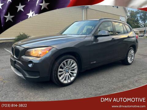 2013 BMW X1 for sale at DMV Automotive in Falls Church VA