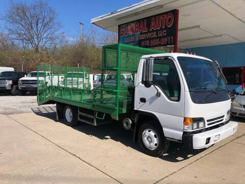 2001 Isuzu NPR for sale at Global Auto Sales and Service in Nashville TN