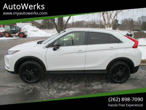 2019 Mitsubishi Eclipse Cross for sale at AutoWerks in Sturtevant WI