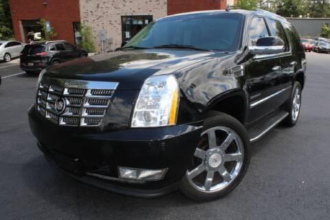 2011 Cadillac Escalade for sale at Atlanta Unique Auto Sales in Norcross GA