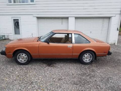 1981 Toyota Celica for sale at Classic Car Deals in Cadillac MI