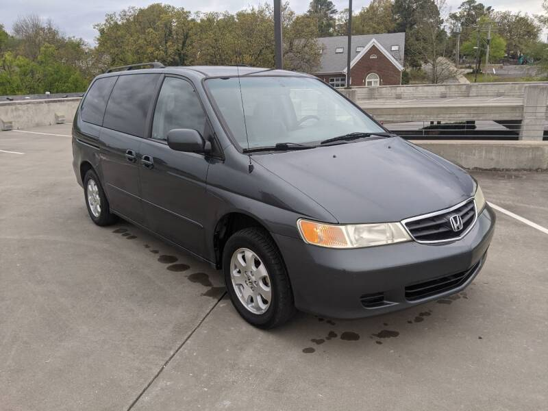 2003 Honda Odyssey for sale at QC Motors in Fayetteville AR