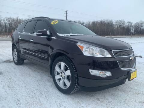 2010 Chevrolet Traverse for sale at Sunshine Auto Sales in Menasha WI