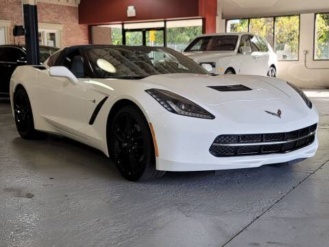 2019 Chevrolet Corvette for sale at AW Auto & Truck Wholesalers  Inc. in Hasbrouck Heights NJ