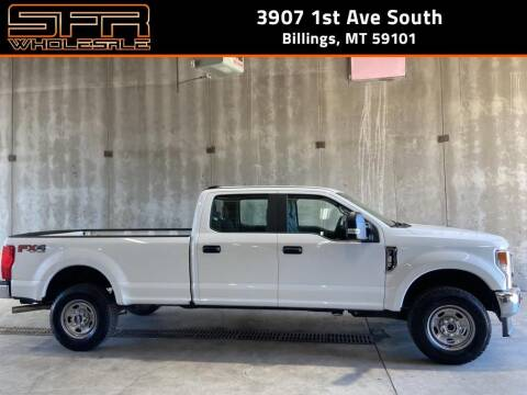2020 Ford F-350 Super Duty for sale at SFR Wholesale in Billings MT