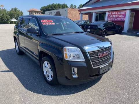 2013 GMC Terrain for sale at Sell Your Car Today in Fayetteville NC