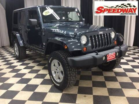 2007 Jeep Wrangler Unlimited for sale at SPEEDWAY AUTO MALL INC in Machesney Park IL