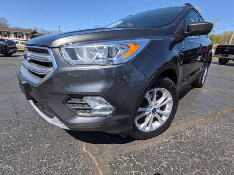 2017 Ford Escape for sale at West Point Auto Sales in Mattawan MI