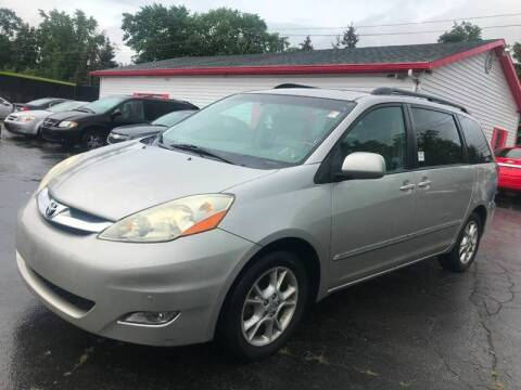 2006 Toyota Sienna for sale at A Class Auto Sales in Indianapolis IN