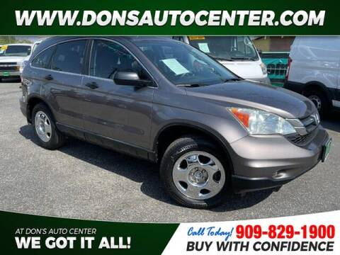 2011 Honda CR-V for sale at Dons Auto Center in Fontana CA