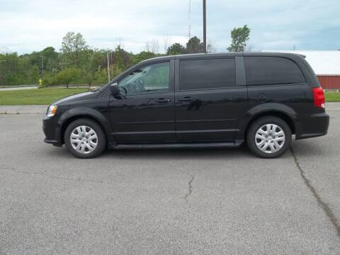 2016 Dodge Grand Caravan for sale at Rt. 44 Auto Sales in Chardon OH