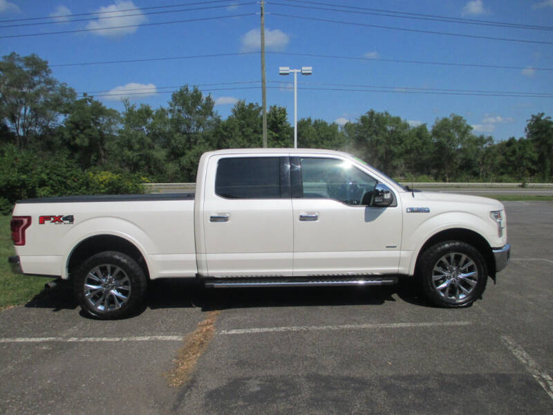 2017 Ford F-150 for sale at Feduke Auto Outlet in Vestal NY