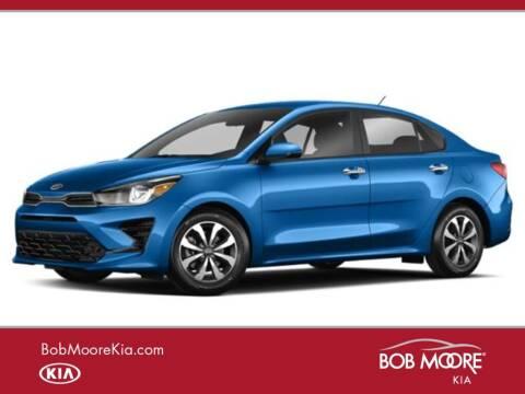 2021 Kia Rio for sale at Bob Moore Kia in Oklahoma City OK