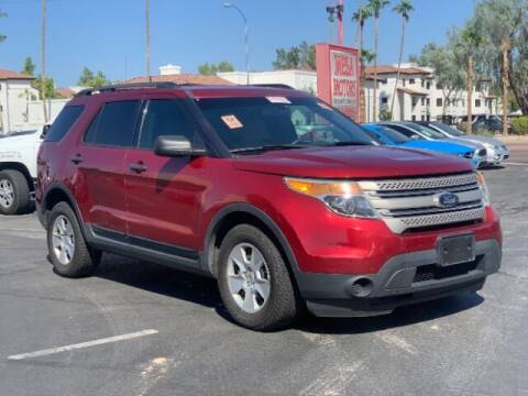 2013 Ford Explorer for sale at Curry's Cars Powered by Autohouse - Brown & Brown Wholesale in Mesa AZ