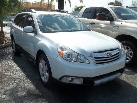 2010 Subaru Outback for sale at PJ's Auto World Inc in Clearwater FL