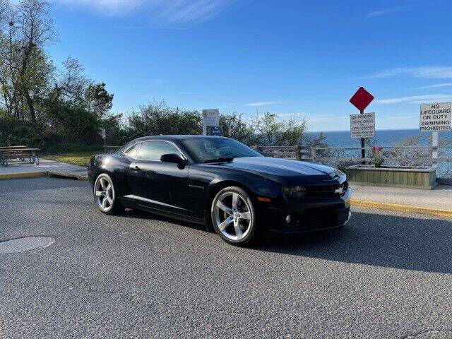 2011 Chevrolet Camaro for sale at Select Auto in Smithtown NY
