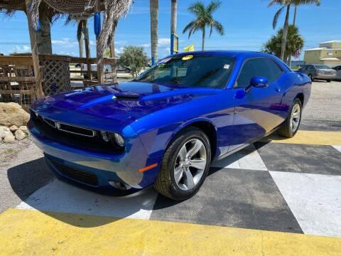 2018 Dodge Challenger for sale at D&S Auto Sales, Inc in Melbourne FL