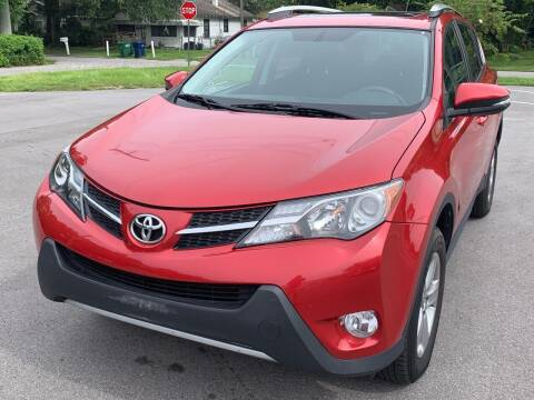 2015 Toyota RAV4 for sale at Consumer Auto Credit in Tampa FL