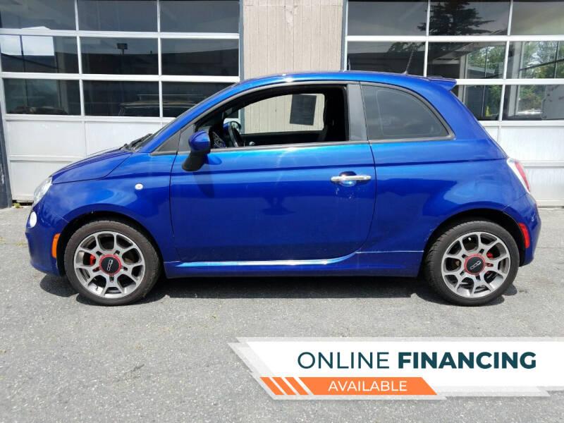 2013 FIAT 500 for sale at Westside Motors in Mount Vernon WA