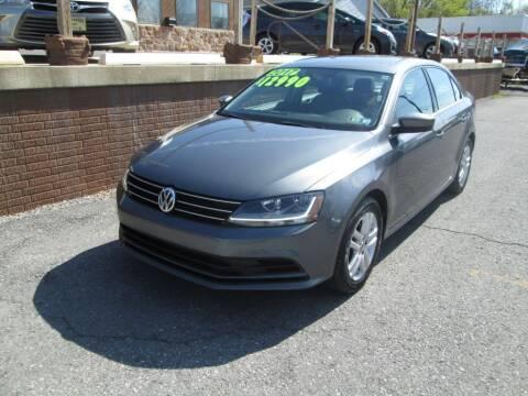 2017 Volkswagen Jetta for sale at WORKMAN AUTO INC in Pleasant Gap PA