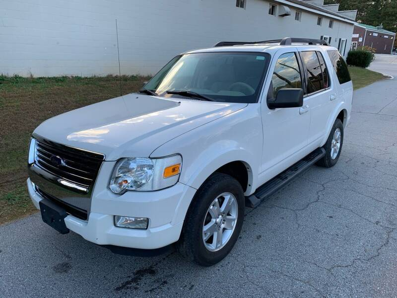 2009 Ford Explorer for sale at CAR STOP INC in Duluth GA