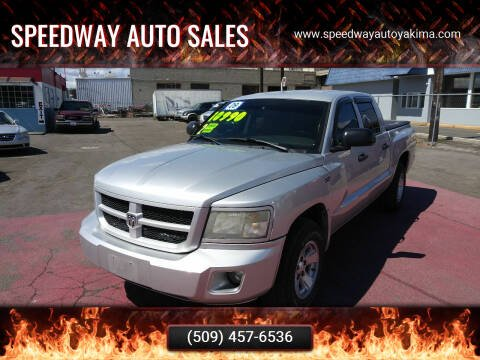 2009 Dodge Dakota for sale at Speedway Auto Sales in Yakima WA