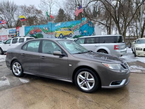 2008 Saab 9-3 for sale at Showcase Motors in Pittsburgh PA