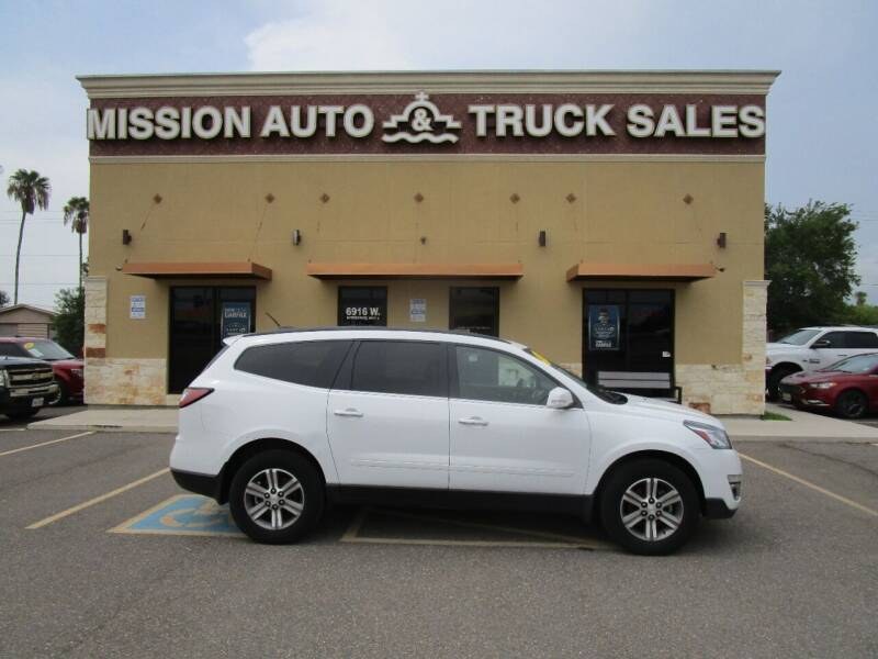 2016 Chevrolet Traverse for sale at Mission Auto & Truck Sales, Inc. in Mission TX