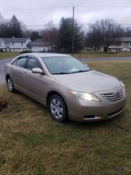 2007 Toyota Camry for sale at Alpine Auto Sales in Carlisle PA