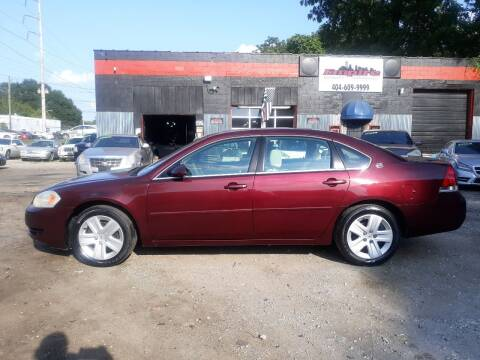 2007 Chevrolet Impala for sale at Empire Automotive of Atlanta in Atlanta GA