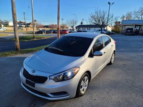 2015 Kia Forte for sale at Auto Hub in Grandview MO