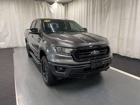 2019 Ford Ranger for sale at Monster Motors in Michigan Center MI