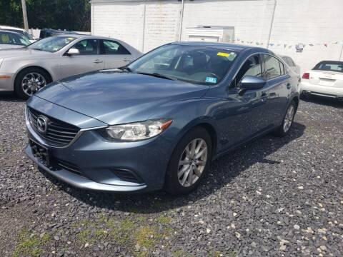2014 Mazda MAZDA6 for sale at CRS 1 LLC in Lakewood NJ