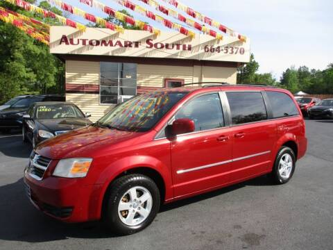 2010 Dodge Grand Caravan for sale at Automart South in Alabaster AL