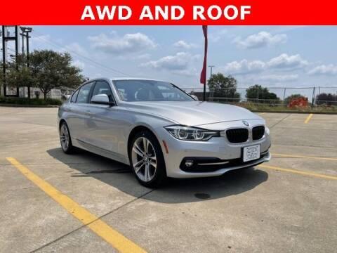 2017 BMW 3 Series for sale at Jeff Drennen GM Superstore in Zanesville OH