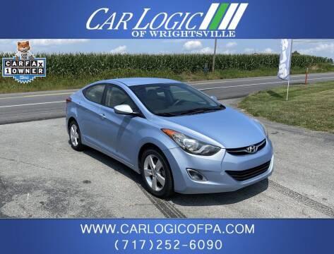 2013 Hyundai Elantra for sale at Car Logic in Wrightsville PA