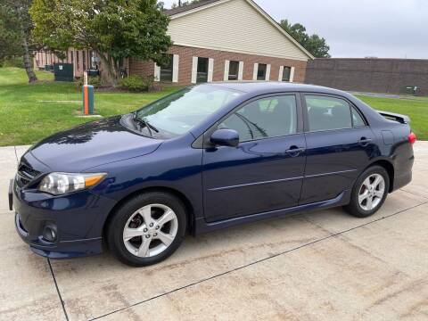 2011 Toyota Corolla for sale at Renaissance Auto Network in Warrensville Heights OH