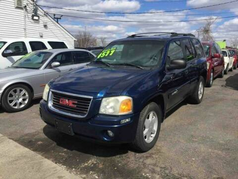 2003 GMC Envoy for sale at Al's Linc Merc Inc. in Garden City MI