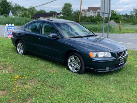 2008 Volvo S60 for sale at Saratoga Motors in Gansevoort NY
