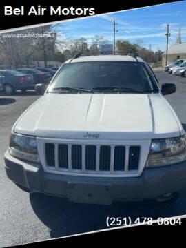 2004 Jeep Grand Cherokee for sale at Bel Air Motors in Mobile AL