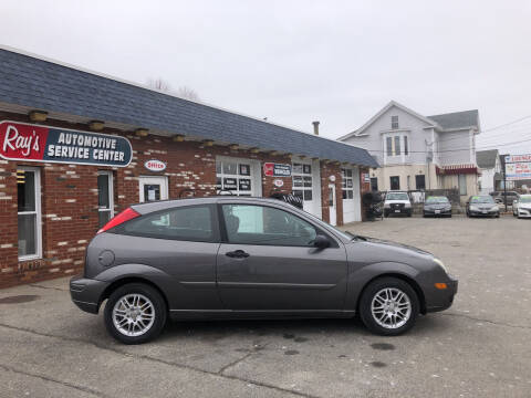 2007 Ford Focus for sale at RAYS AUTOMOTIVE SERVICE CENTER INC in Lowell MA