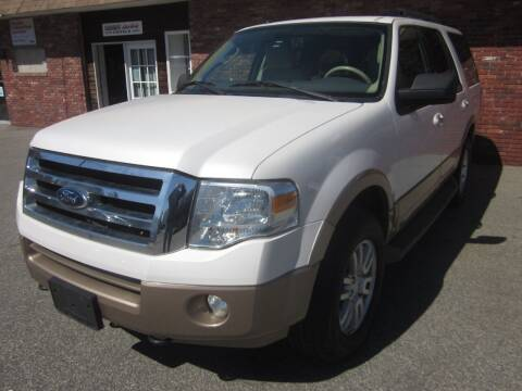 2012 Ford Expedition for sale at Tewksbury Used Cars in Tewksbury MA