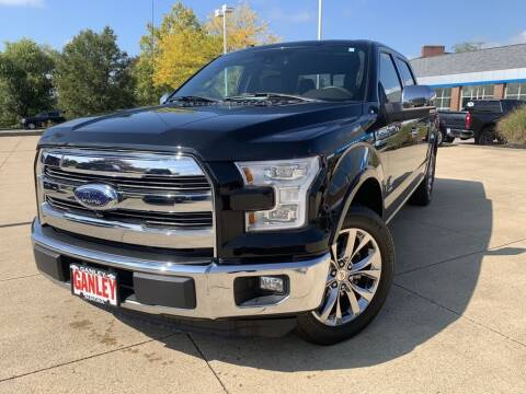 2016 Ford F-150 for sale at Ganley Chevy of Aurora in Aurora OH