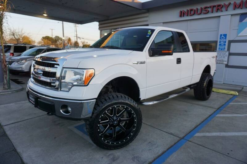 2014 Ford F-150 for sale at Industry Motors in Sacramento CA
