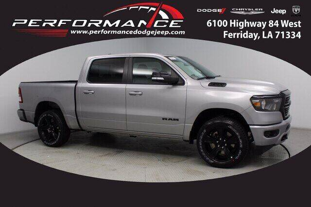 2021 RAM Ram Pickup 1500 for sale at Performance Dodge Chrysler Jeep in Ferriday LA