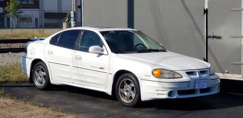 2002 Pontiac Grand Am for sale at Tower Motors in Brainerd MN