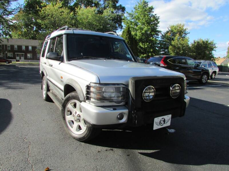 2003 Land Rover Discovery for sale at K & S Motors Corp in Linden NJ