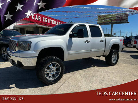 2012 GMC Sierra 1500 for sale at TEDS CAR CENTER in Athens AL